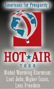 Americans for Prosperity's Hot Air Tour