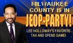 Milwaukee County Board Chairman Lee Holloway